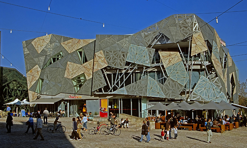 deconstructive architecture. Champion\u0027s Bar At Fed Square. Deconstructive Architecture A