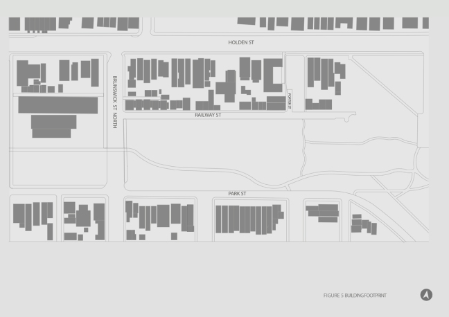 5 BUILDING FOOTPRINT