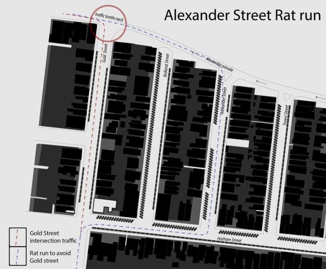 20140930 alexander street traffic #3